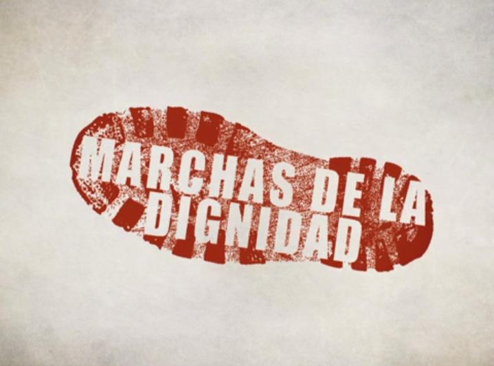 Manifiesto Marchas de la Dignidad 22 de marzo de 2014