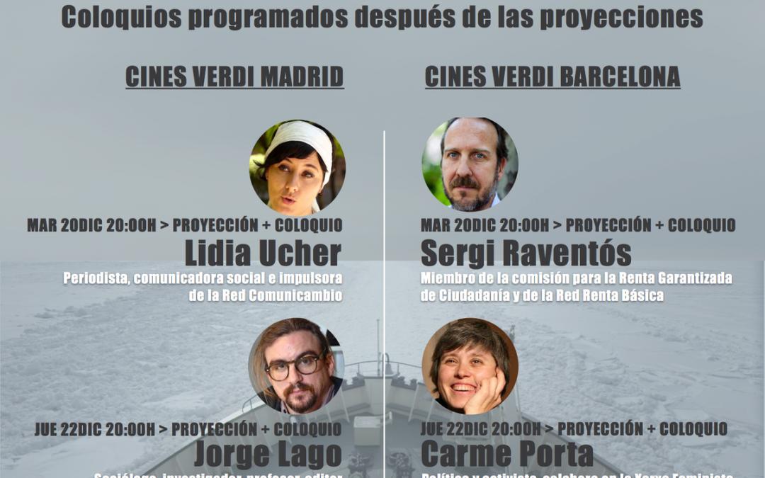 In The Same Boat: Barcelona y Madrid. Lidia Ucher, Sergi Raventós, Jorge Lago, Carme Porta