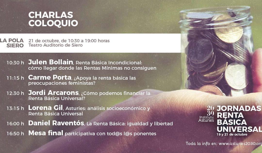La Renta Básica en Asturias: jornada de debate