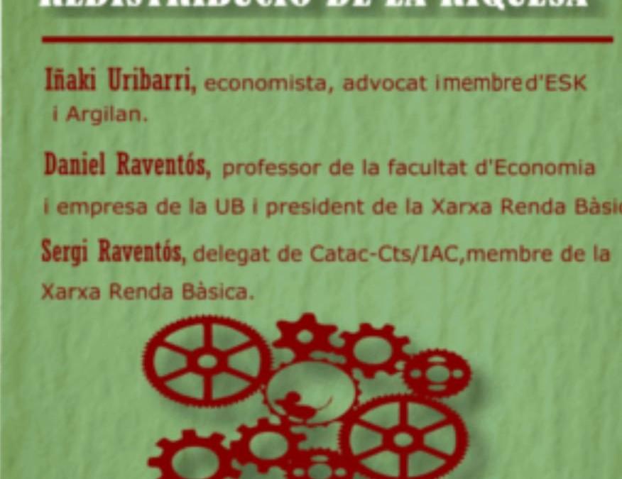 La Renda Bàsica i els sindicats