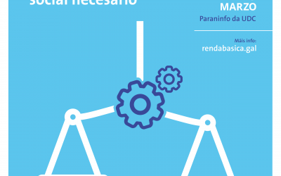 Programa de las Jornadas sobre Renta Básica en A Coruña