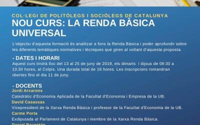 Curso sobre la renta básica (13-25 de junio)