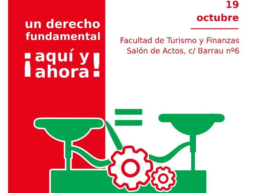 Situación social y renta básica universal en Andalucía