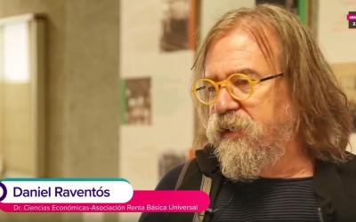 [VIDEO] Entrevista a Daniel Raventós para Andalucia21TV